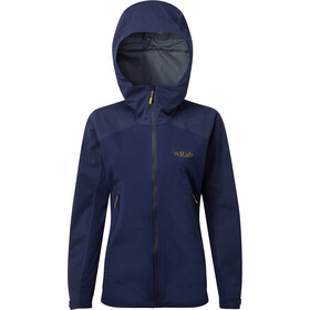 Rab Kinetic Alpine Jacke Damen blueprint